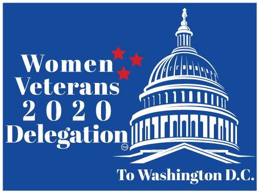 Women Veterans 2020 Delegation